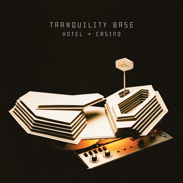 Arctic Monkeys - Tranquillity Base Hotel & Casino