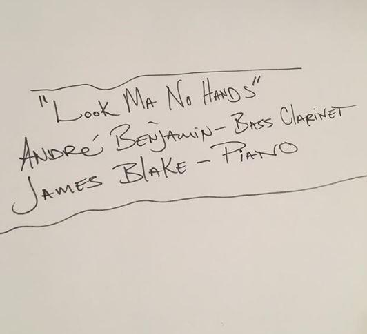 Nuova collaborazione fra André 3000 e JamesBlake