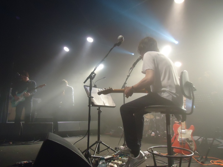 (live report) : Spiritualized @Cabaret Sauvage (Paris, 23 settembre2018)