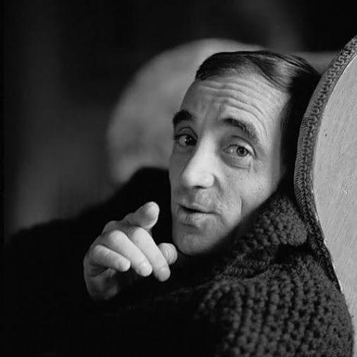 Charles Aznavour (Paris, 22 mai 1924 –    Mouriès, 1 octobre2018)