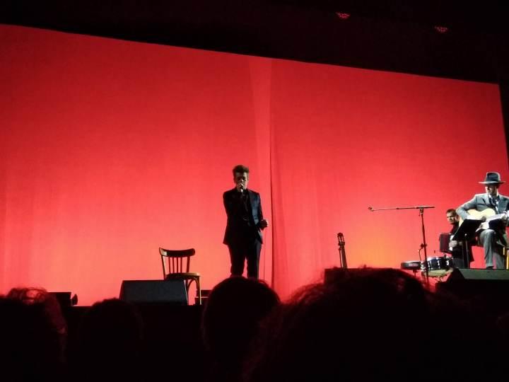 (live report): Benjamin Biolay et Melvil Poupaud – Songbook – Paris, 20 février2019