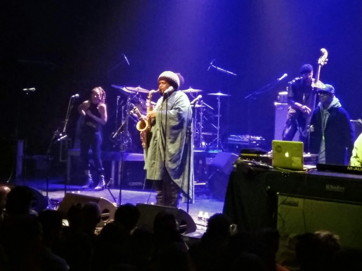 (live report): Kamasi Washington @La Cigale (Paris, 7 marzo 2019)