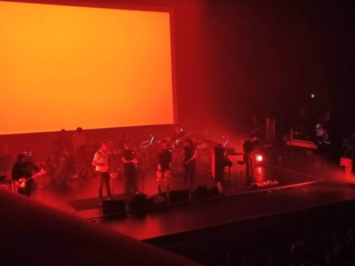 (live report) : One week with The National in Paris (15-21 aprile2019)