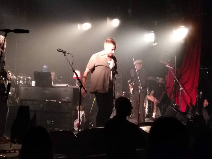 (live report): The Good, the Bad and the Queen @Bataclan (Paris, 27 mai2019)