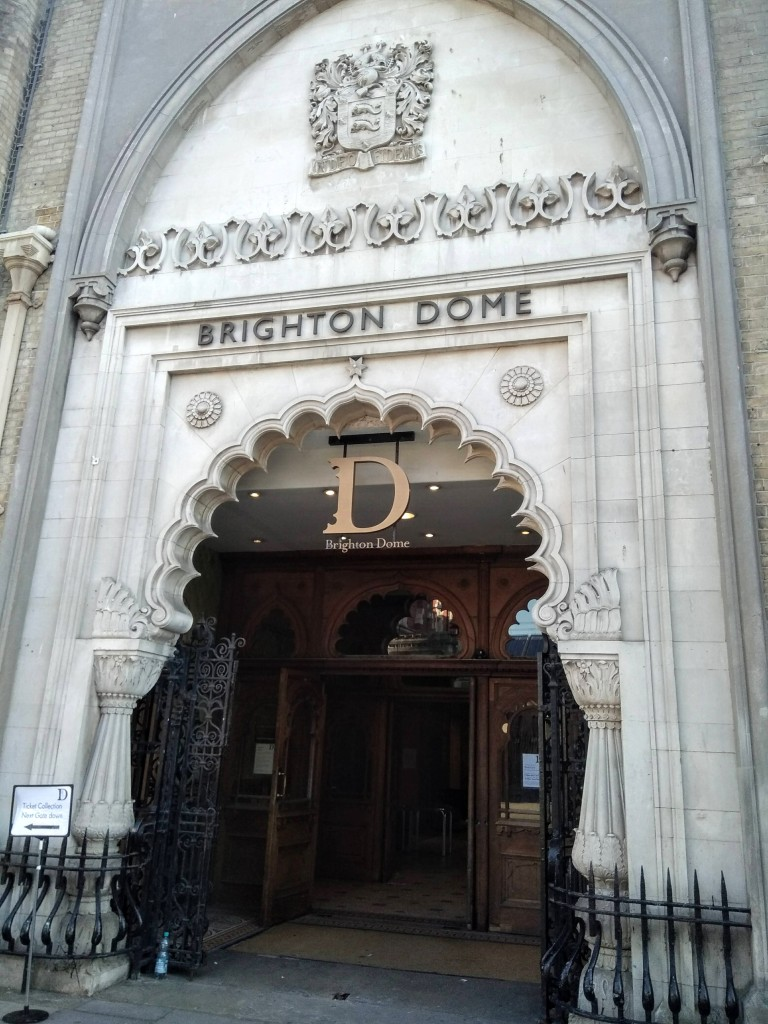 The Brighton Dome, 29 june 2019