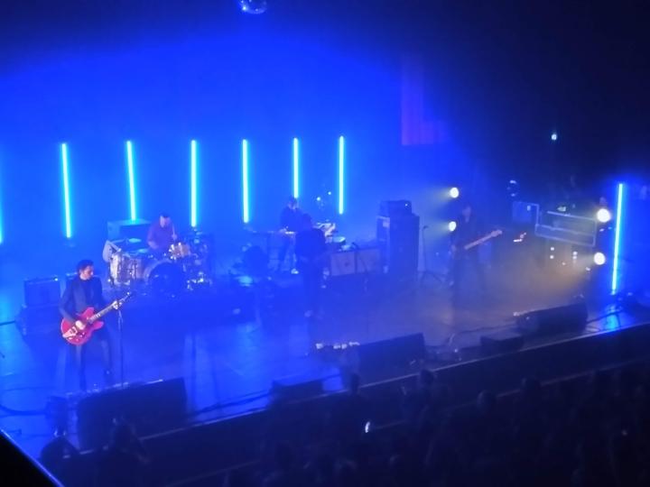 (live report): Interpol – Marauder Tour (Paris, 2 juillet2019)