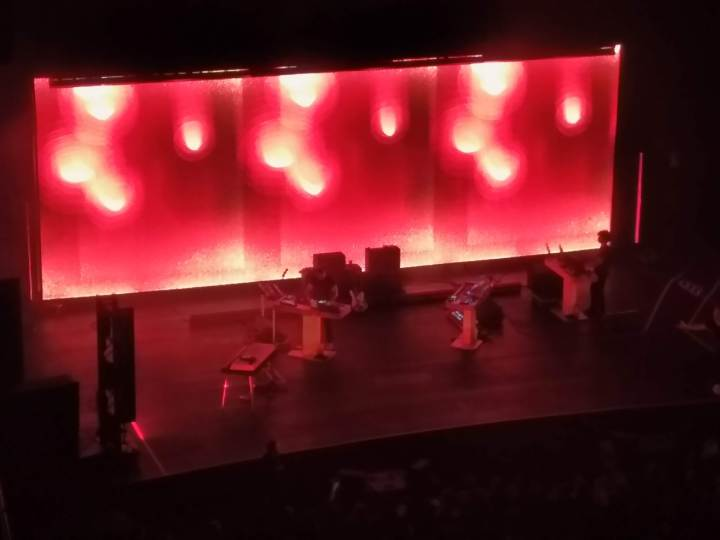 (live report): Thom Yorke @Philarmonie (Festival Day Off, Paris 7 juillet2019)