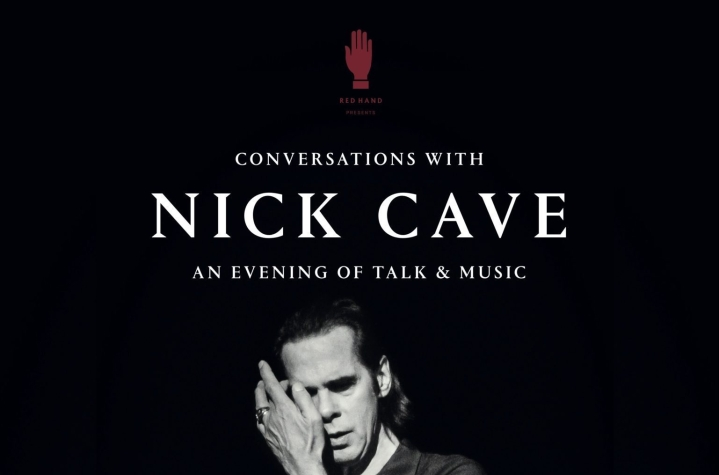 (live report): Conversations with Nick Cave @Brighton Dome (Brighton, 29 june2019)