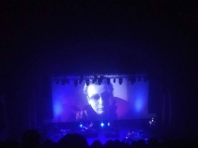 Immortel Bashung @Grand Rex
