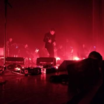 Etienne Daho @L'Olympia (c) Coeurs & Choeurs