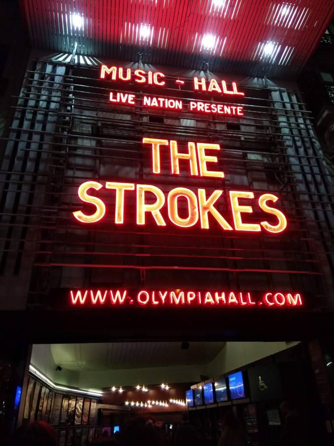 The Strokes @L'Olympia